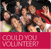 Could You Volunteer?