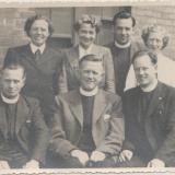 BCM staff c 1953 - 1954