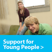 Support for Young People